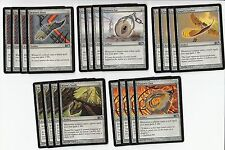 Magic the Gathering MTG**20x*M12 Life Gain Artifacts*NM-SP*4x of each type*