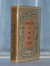 Osbert Sitwell - Laughter In The Next Room 1st Ed 1949