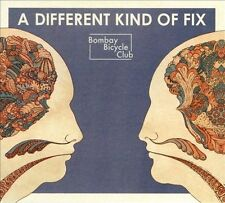 A Different Kind of Fix by Bombay Bicycle Club - CD (2011)
