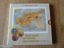 1 KMS ZYPERN  2008  Kursmünzensatz