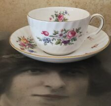 VINTAGE CUP & SAUCER  FOR HIGH AFTERNOON TEA MINTON MARLOW DUO ENGLAND ~*Pretty!