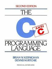 FAST SHIP: The C Programming Language 2E by Dennis M. Ritchie