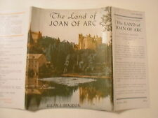 The Land of Joan of Arc, Lillian Bragdon, Dust Jacket Only
