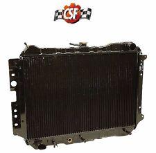 Radiator CSF F65015200 For: Mazda B2000 1984-1987 B2200 1987-1993 B2600 90-91