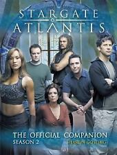 Stargate Atlantis Season 2 Official Companion Book