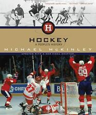 Hockey : A People's History by Michael McKinley (2009, Paperback)
