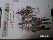 µµ Osprey Cavaliers Guerres Napoleoniennes n°38 Campagne de France de 1814