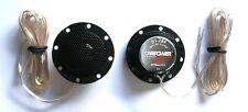 2 x Carpower Hochtöner DT-284 The Dome 100 Watt 4 Ohm