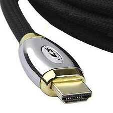 ULTRA PREMIUM 6 FEET HIGH-SPEED HDMI CABLE 1.3 1080P for Sony Samsung LG 6FT