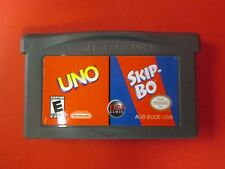 Uno/Skip-Bo (Nintendo Game Boy Advance, 2006)
