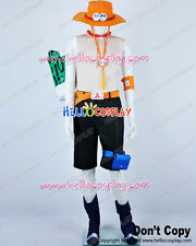 One Piece Cosplay Portgas D Ace Costume Full Ver H008