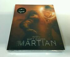 THE MARTIAN [2D + 3D] Blu-ray STEELBOOK [KOREA] LENTICULAR [KIMCHIDVD] OOP[#215]