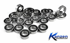 ASSOCIATED RC8 T3 NITRO TRUGGY 1/8 ROULEMENT A BILLES 26pc BEARING RC RODAMIENTO