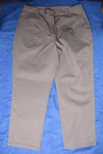 KING GEE Womens Quality Work Pants. Size 18. NEW Grey Cotton Drill Washable