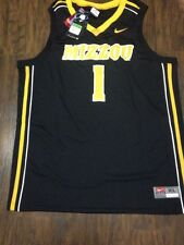 Authentic Nike Missouri Tigers NCAA College Basketball Jersey Extra Large XL