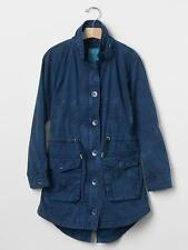 Gap Kids NWT Blue Statement Dance Trench Jacket XS 4 4T 5 $58