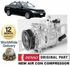 FOR BMW 520D DIESEL 2007-  ORIGINAL AC AIR CONDITIONING COMPRESSOR 64509180547