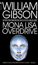 Mona Lisa Overdrive by William Gibson, (Mass Market Paperback), Spectra , New, F