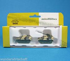 Minitanks H0 5400 Set WIESEL TOW & MK20 getarnt Bundeswehr ISAF HO OVP 1:87 Roco