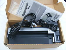 NEW HP 2400 2500 Ultra-Light Docking Station with AC Adapter UK Plug P/N EQ773AA