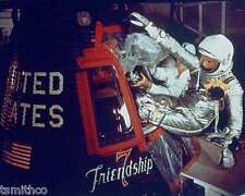 John Glenn Astronaut Senator NASA Friendship 7 8x10 Photo 004