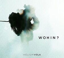 HELIUM VOLA - WOHIN? 2 CD NEU