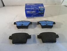 Ford Mondeo Mk3 Rear Brake Pads Set 2004-2007 GENUINE BRAKEFIT