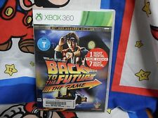XBOX 360 Back to The Future The Game
