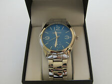 Kenneth Cole Unlisted Mens Stainless Steel Watch UL 5193KCP