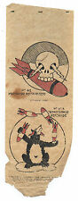 Two WWII Iron On Patches 24th Observation Squadron & 470th Bombardment Squadron