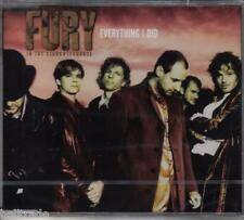FURY IN THE SLAUGHTERHOUSE / EVERYTHING I DID - MAXI-CD * NEW *