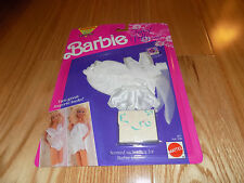 Barbie Fashion by Mattel, Fancy Frills, 1990 Easy to Dress Barbie dolls vintage