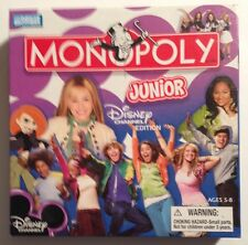 Monopoly Junior Disney Channel Edition 2007