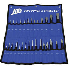 ATD 29 Pc. Punch and Chisel Set 729