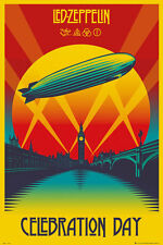 LP1906 Led Zeppelin Celebration Day  MAXI POSTER 61cm x 91.5cm