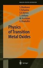 Springer Series in Solid-State Sciences Ser.: Physics of Transition Metal...
