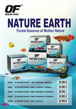 OCEAN FREE NATURE EARTH for DISCUS, FLOWERHORN, BLOOD PARROT or CICHLID 260 GM
