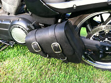 PACKAGE DEAL!Leather Solo Swingarm Bag&Hard Mount Kit-Victory Hammer & Jackpot