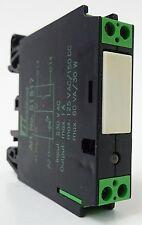 7x Murrelektronik 51517 Relaismodul Eingangsrelais Input Relay 230V 125V 1A 30W