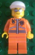 LEGO Coast Guard Sailor Minifigures - Buy from 1 up to 20 minifigs people men