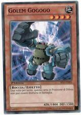 Golem Gogogo YU-GI-OH! SP13-IT003 Ita COMMON 1 Ed.