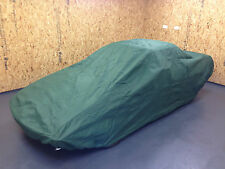 Ford Capri Soft Indoor Breathable Car Cover GREEN Three layer