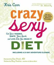 Kris Carr - Crazy Sexy Diet (2011) - Used - Trade Paper (Paperback)