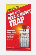New Zep ENFORCER Overnight Flea Insect Trap Night Light Pest Control ONFT-1 120V