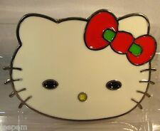 Hello Kitty Hebilla de cinturón para conectar a la propia Correa Nuevo