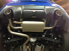 ExoticSpeed GT exhaust Catback for Scion FRS FR-S and BRZ 2013-2014 w/ Ti tips