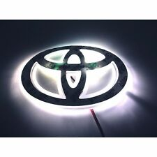 LED Car Logo White light for Toyota 08Camrys Corolla Head Emble Auto Badge Light