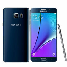 "New 5.7"" Samsung Galaxy Note 5 SM-N920A 32GB 4G AT&T Unlocked Smartphone Blue"