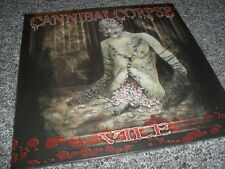 CANNIBAL CORPSE -VILE- LTD EDITION GATE-FOLD LP VINYL NEW SEALED DEATH OBITUARY