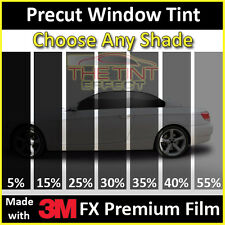 Fits Chevrolet SUV & Van Front Windows Precut Window Tint Film - 3M Premium Film